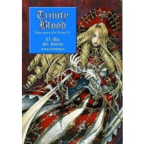 TRINITY BLOOD, RAGE AGAINST THE MOONS Nº 4: EL DÍA DEL JUICIO