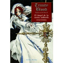 TRINITY BLOOD, REBORN ON THE MARS Nº 2: EL ÁNGEL DE LA ARENA ARDIENTE