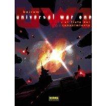 UNIVERSAL WAR ONE Nº 2: EL FRUTO DEL CONOCIMIENTO