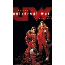 UNIVERSAL WAR ONE Nº 3: CAÍN Y ABEL