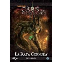 WARHAMMER: CAOS EN EL VIEJO MUNDO - LA RATA CORNUDA (EXPANSIÓN)