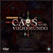 WARHAMMER: CAOS EN EL VIEJO MUNDO (JUEGO DE TABLERO)