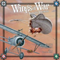 WING OF WAR: BURNING DRACHENS