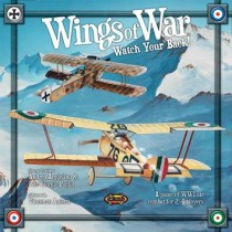 WING OF WAR: WATCH YOUR BACK!