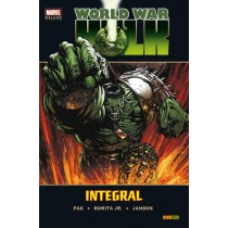 WORLD WAR HULK: INTEGRAL (MARVEL DELUXE)