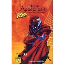 X-MEN. LA ERA DE APOCALIPSIS Nº 3: GAMBITO Y LOS EXTERNOS