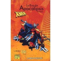 X-MEN. LA ERA DE APOCALIPSIS Nº 4: X-CALIBRE