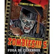 ZOMBIES!!! 5: FUGA DE CEREBROS (EXPANSIÓN)