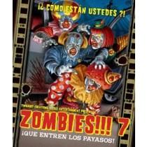 ZOMBIES!!! 7: ¡QUE ENTREN LOS PAYASOS! (EXPANSIÓN)