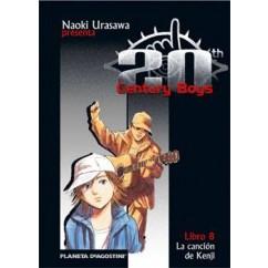 20th CENTURY BOY Nº 8