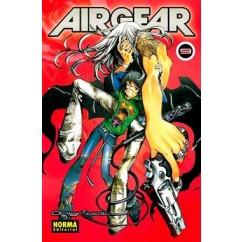 AIR GEAR Nº 9