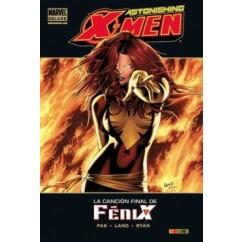ASTONISHING X-MEN: LA CANCIÓN FINAL DE FÉNIX (MARVEL DELUXE)