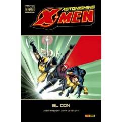ASTONISHING X-MEN Nº 1: EL DON (MARVEL DELUXE)