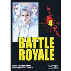 BATTLE ROYALE Nº 4