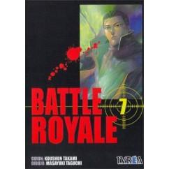 BATTLE ROYALE Nº 7