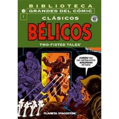 BIBLIOTECA GRANDES DEL CÓMIC: BÉLICOS Nº 1
