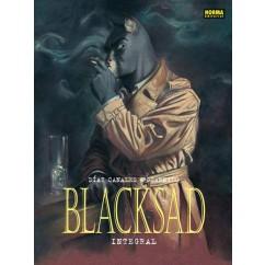 BLACKSAD INTEGRAL Vol. 1 a 5.