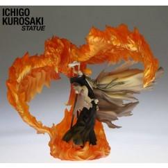 BLEACH ICHIGO KUROSAKI SCULTURE ARTS