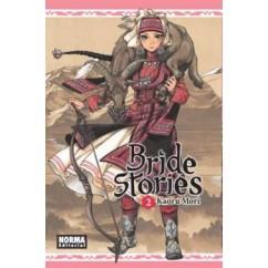 BRIDE STORIES Nº 2