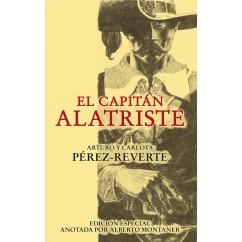 CAPITÁN ALATRISTE (EDICIÓN ANOTADA)
