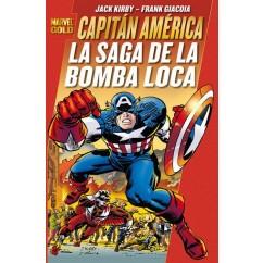 CAPITÁN AMÉRICA. LA SAGA DE LA BOMBA LOCA (MARVEL GOLD)