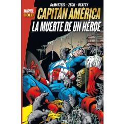 CAPITÁN AMÉRICA: LA MUERTE DE UN HÉROE (MARVEL GOLD)
