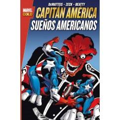 CAPITÁN AMÉRICA: SUEÑOS AMERICANOS (MARVEL GOLD)