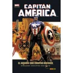 CAPITÁN AMÉRICA Nº 7: EL HOMBRE QUE COMPRÓ AMÉRICA (MARVEL DELUXE)