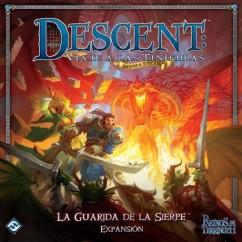 DESCENT: LA GUARIDA DE LA SERPIENTE (EXPANSIÓN)