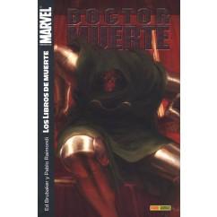 DOCTOR MUERTE Nº 1: LOS LIBROS DE MUERTE