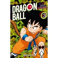 DRAGON BALL COLOR, ORIGEN Y RED RIBBON Nº 3