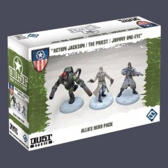 DUST TACTICS: ALLIES HERO PACK (EXPANSIÓN)