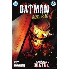 EL BATMAN QUE RÍE Nº 1 (DE 8)
