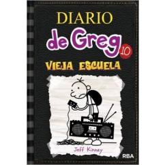 EL DIARIO DE GREG 10: VIEJA ESCUELA