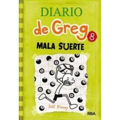 EL DIARIO DE GREG 8: MALA SUERTE