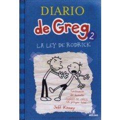 EL DIARIO DE GREG 2: LA LEY DE RODRICK