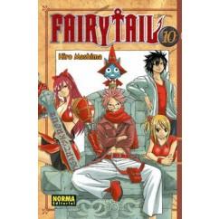 FAIRY TAIL Nº 10