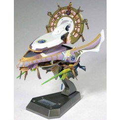 FINAL FANTASY MECHANICAL ARTS CONTINENTAL CIRCUS FROM FINAL FANTASY X