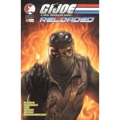 G. I. JOE Nº 4: RELOADED (GRAPA)