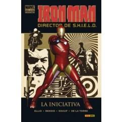 IRON MAN: DIRECTOR DE SHIELD Nº 1. LA INICIATIVA (MARVEL DELUXE)