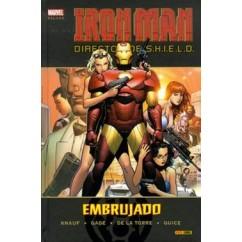 IRON MAN: DIRECTOR DE SHIELD Nº 2. EMBRUJADO (MARVEL DELUXE)