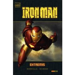IRON MAN Nº 1: EXTREMIS (MARVEL DELUXE)