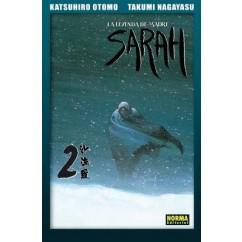 LA LEYENDA DE MADRE SARAH Nº 2