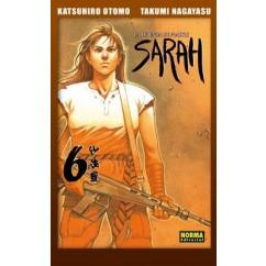 LA LEYENDA DE MADRE SARAH Nº 6