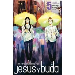 LAS VACACIONES DE JESÚS Y BUDA Nº 5