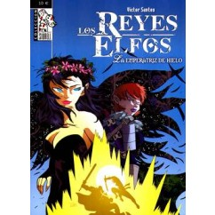 LOS REYES ELFOS: LA EMPERATRIZ DEL HIELO (SERIE COMPLETA EN GRAPA)