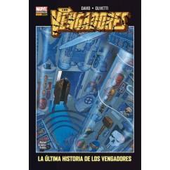 LOS VENGADORES: LA ÚLTIMA HISTORIA DE LOS VENGADORES (MARVEL GRAPHIC NOVELS)