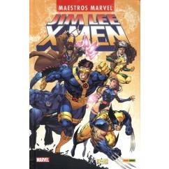 MAESTROS MARVEL: JIM LEE/ X- MEN