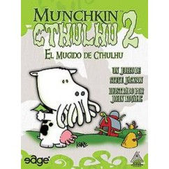 MUNCHKIN CTHULHU 2: EL MUGIDO DE CTHULHU (EXPANSIÓN)
