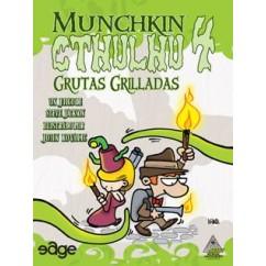 MUNCHKIN CTHULHU 4: GRUTAS GRILLADAS (EXPANSIÓN)